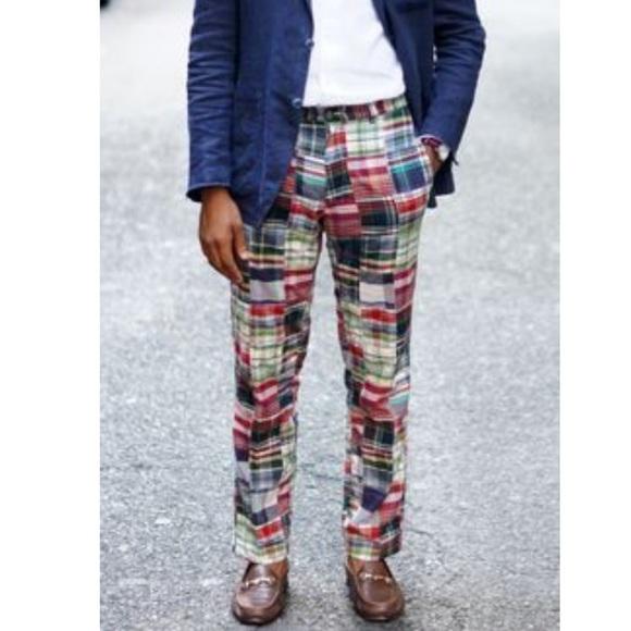 ... pants madras 37 men s patchwork. M 5c0391d1a5d7c66f8c2002af 12541d40f